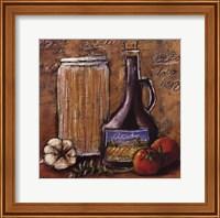Rustic Kitchen III Fine Art Print