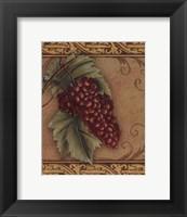 Grape Tapestry I - mini Fine Art Print