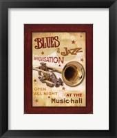 New Orleans Jazz IV Fine Art Print