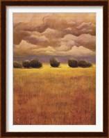 Golden Fields II Fine Art Print