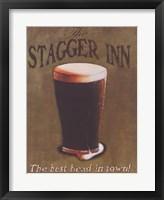 Stagger Inn Fine Art Print