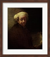 Self-Portrait as Apostle Paul Fine Art Print