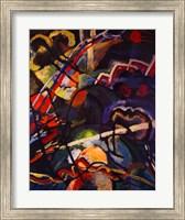 Composition Storm Fine Art Print