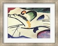 Lyric (Man on a Horse) Fine Art Print