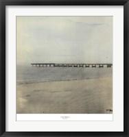 Venice Pier II Fine Art Print