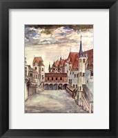 Innsbruck Castle Fine Art Print