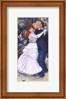 Dance at Bougival Fine Art Print