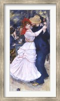 Dance at Bougival Fine Art Print