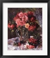 Roses Still Life Fine Art Print