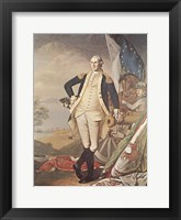 Washington At Yorktown Fine Art Print