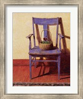 Blue Chair Fine Art Print