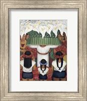 Flower Festival: Feast of Santa Anita, 1931 Fine Art Print