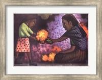 Mother's Helper Fine Art Print