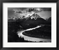 Snake River Fine Art Print
