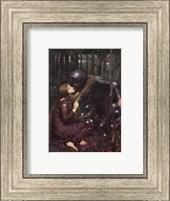 La Belle Dame Sans Merci, c.1893 Fine Art Print