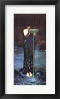 Circe Invidiosa, c.1892 Fine Art Print