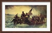 Washington Crossing the Delaware, c.1851 Fine Art Print