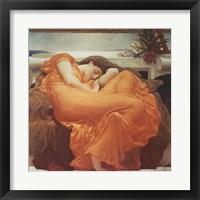 Flaming June, c.1895 Fine Art Print