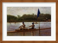 Biglin Brothers, Turning the Stake Fine Art Print
