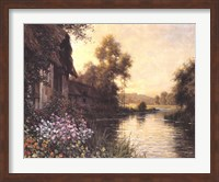 Summer Evening Beaumont Fine Art Print