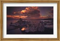 Tufas in Mono Lake, California Fine Art Print