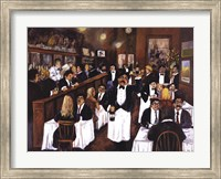 Washington Square Bar & Grill Fine Art Print