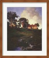 Hunt Farm Fine Art Print