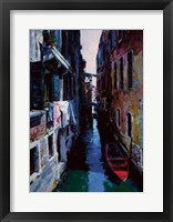 Venice Morning Fine Art Print