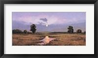 Evening on a Marsh Fine Art Print