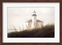 Fog at Bandon (Detail) Fine Art Print