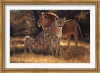 Pride's Proud Family Fine Art Print