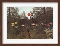 Virgin Forest Fine Art Print