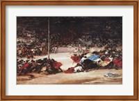 Bullfight Fine Art Print