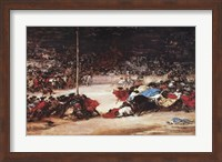 Bullfight Fine Art Print