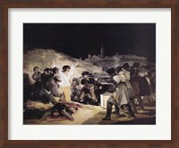 Execution of Rebels of the 3rd of May Fine Art Print
