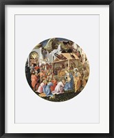 Adoration of the Magi Fine Art Print