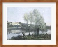 Ville D'avray Fine Art Print