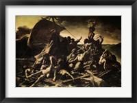 Raft of the Medusa Fine Art Print