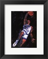 Slam Dunk Fine Art Print