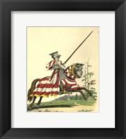 1512-Knight Armed a La Haute Barde Fine Art Print