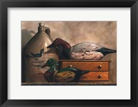 Canvasback and Wood Duck Fine Art Print