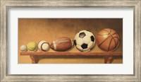 Keep Your Eye on the Ball Fine Art Print