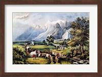 The Rocky Mountains Fine Art Print