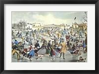Central Park Winter Fine Art Print