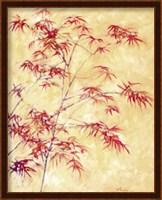 Talking to a Maple Tree Fine Art Print