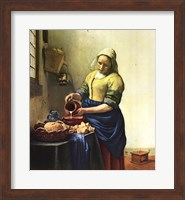 Milkmaid, The Fine Art Print