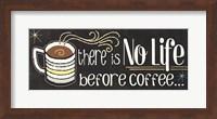 Funny Coffee II Fine Art Print