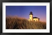 Coquille River Lighthouse, Oregon Fine Art Print