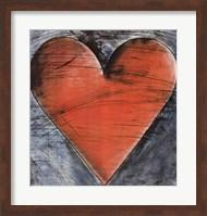 The Philadelphia Heart Fine Art Print