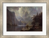In the Mountains Fine Art Print